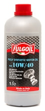 FULLY SYNTHETIC MOTOR OIL SAE 10W/40