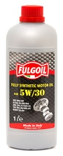 FULLY SYNTHETIC MOTOR OIL SAE 5W/30