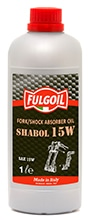 SHABOL 15W FORK/SHOCK ABSORBER OIL