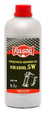 SHABOL 5W FORK/SHOCK ABSORBER OIL